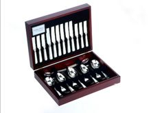 Kings 44 piece cutlery canteen