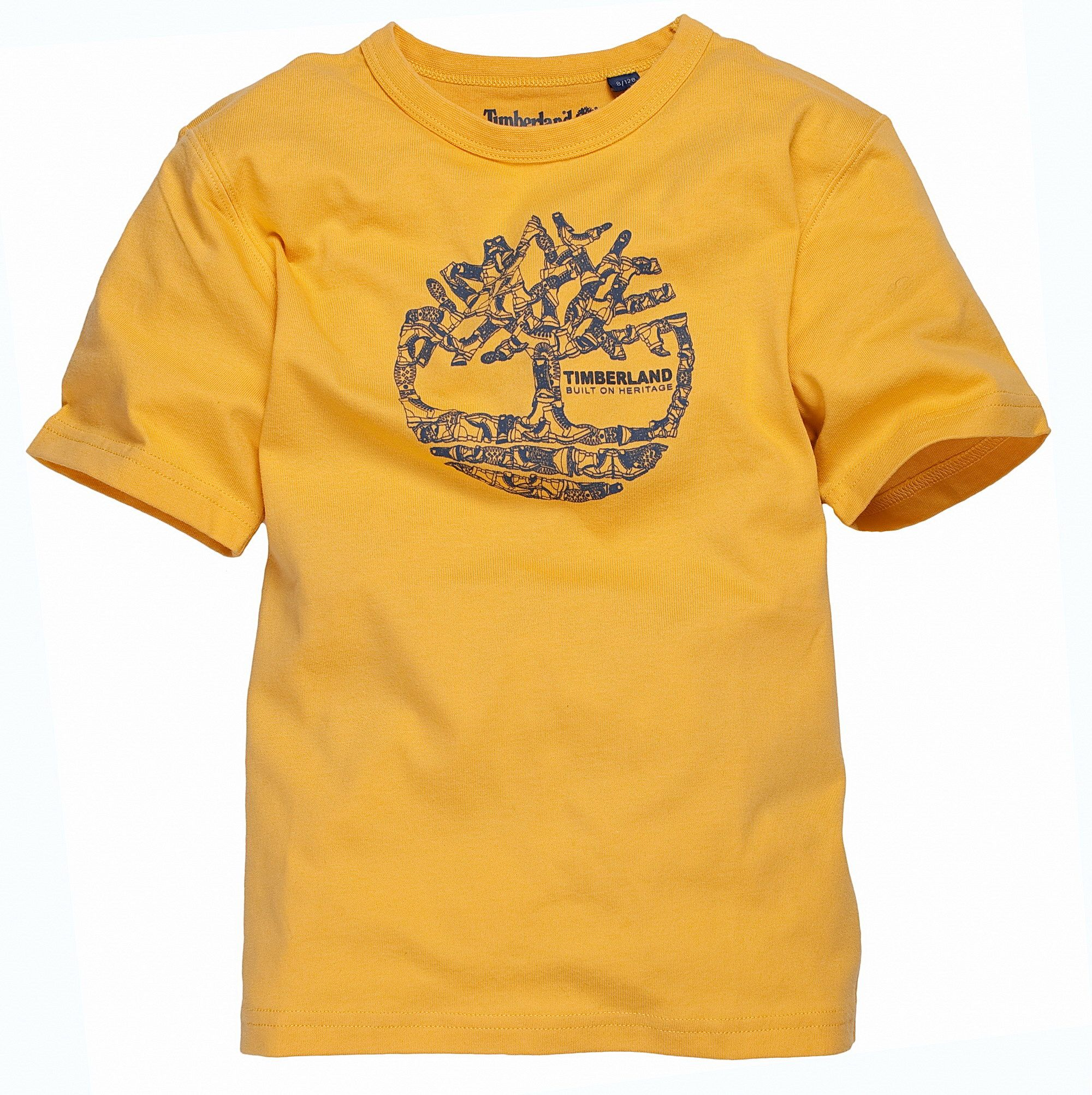 Timberland Short-sleeved T-shirt 14yrs - Yellow `14 yrs product image