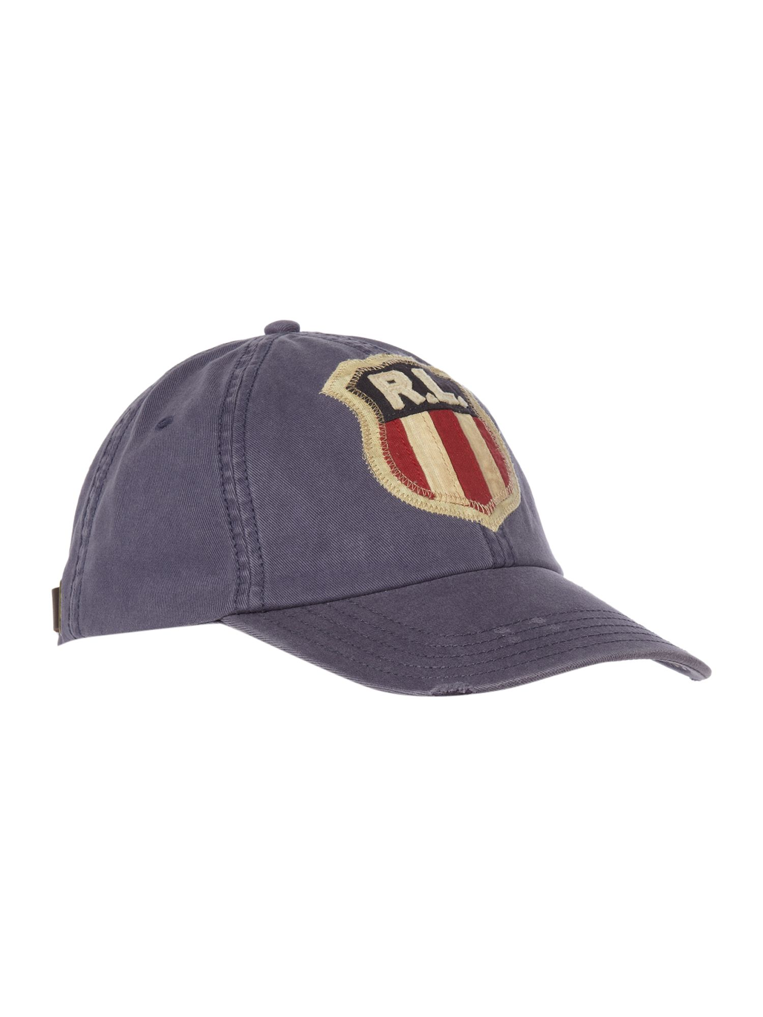 Polo Jeans Baseball cap with flag motif - Navy `One product image
