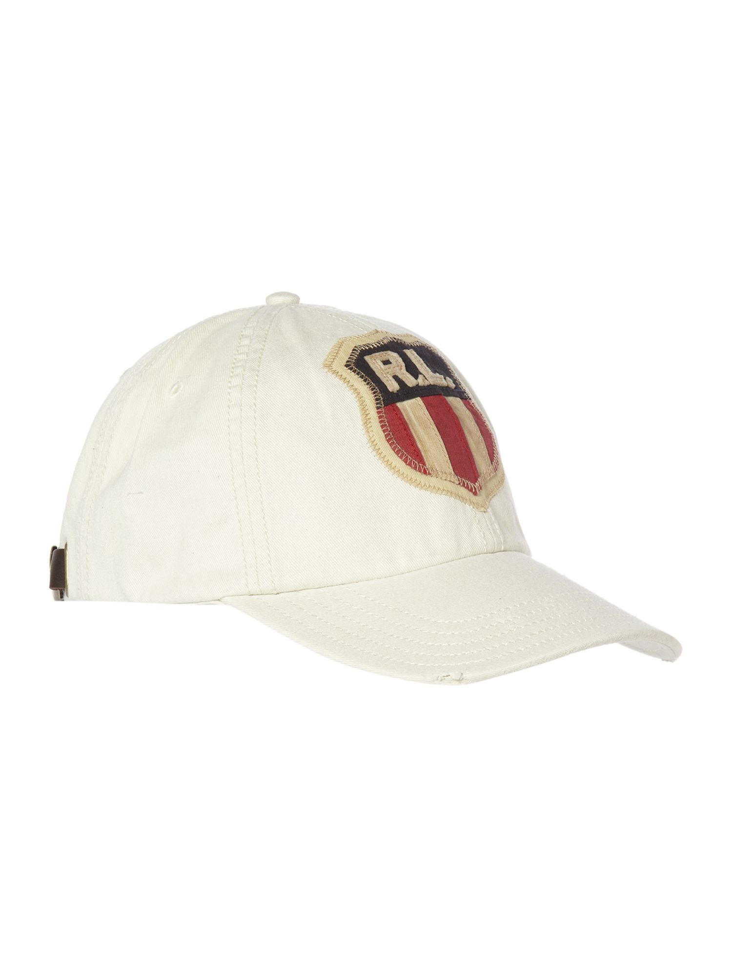 Polo Jeans Baseball cap with flag motif - Sand `One product image