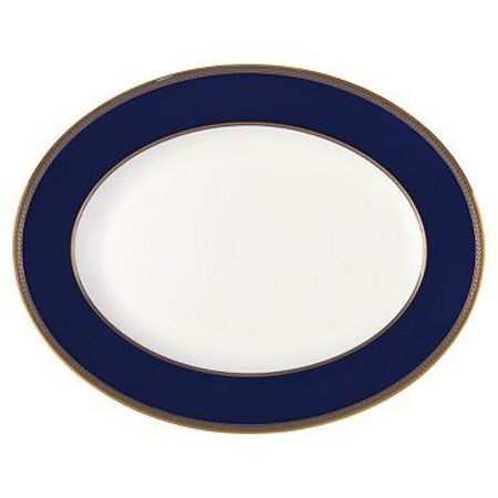 Wedgwood Renaissance Gold Oval Dish