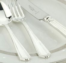 Chester silver plated 84 piece canteen