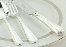 Chester silver plated 124 piece canteen