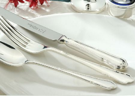 Arthur Price Dubarry silver plated 124 piece canteen