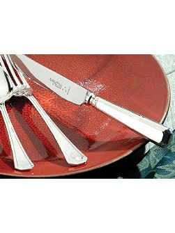 Grecian silver plated 84 piece canteen