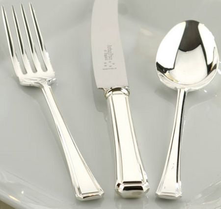 Arthur Price Harley silver plated 44 piece canteen