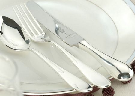 Arthur Price Inspiration silver plated 124 piece canteen