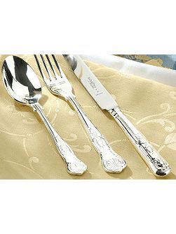 Kings silver plated 124 piece canteen
