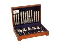 OE Fiddle silver plated 44 piece canteen