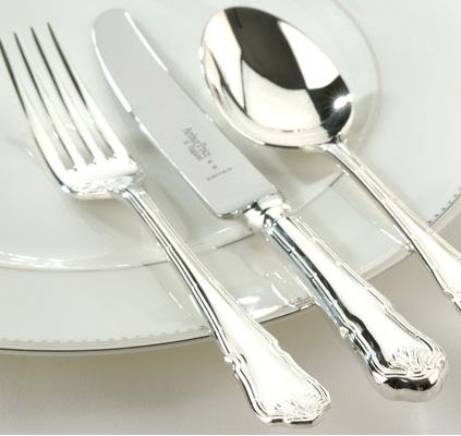 Ritz silver plated 60 piece canteen