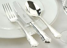 Ritz silver plated 124 piece canteen