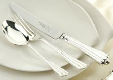 Arthur Price Royal Pearl silver plated 124 piece canteen