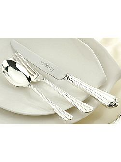Royal Pearl stainless steel 124 piece canteen