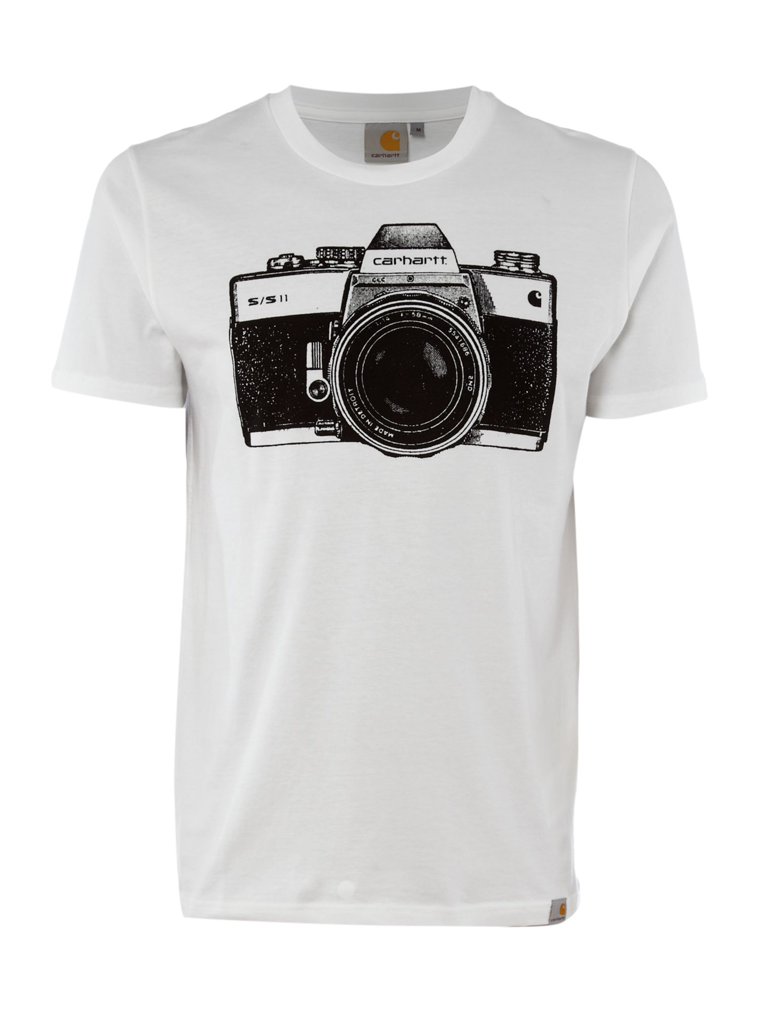 Carhartt Camera t-shirt - White S,S product image