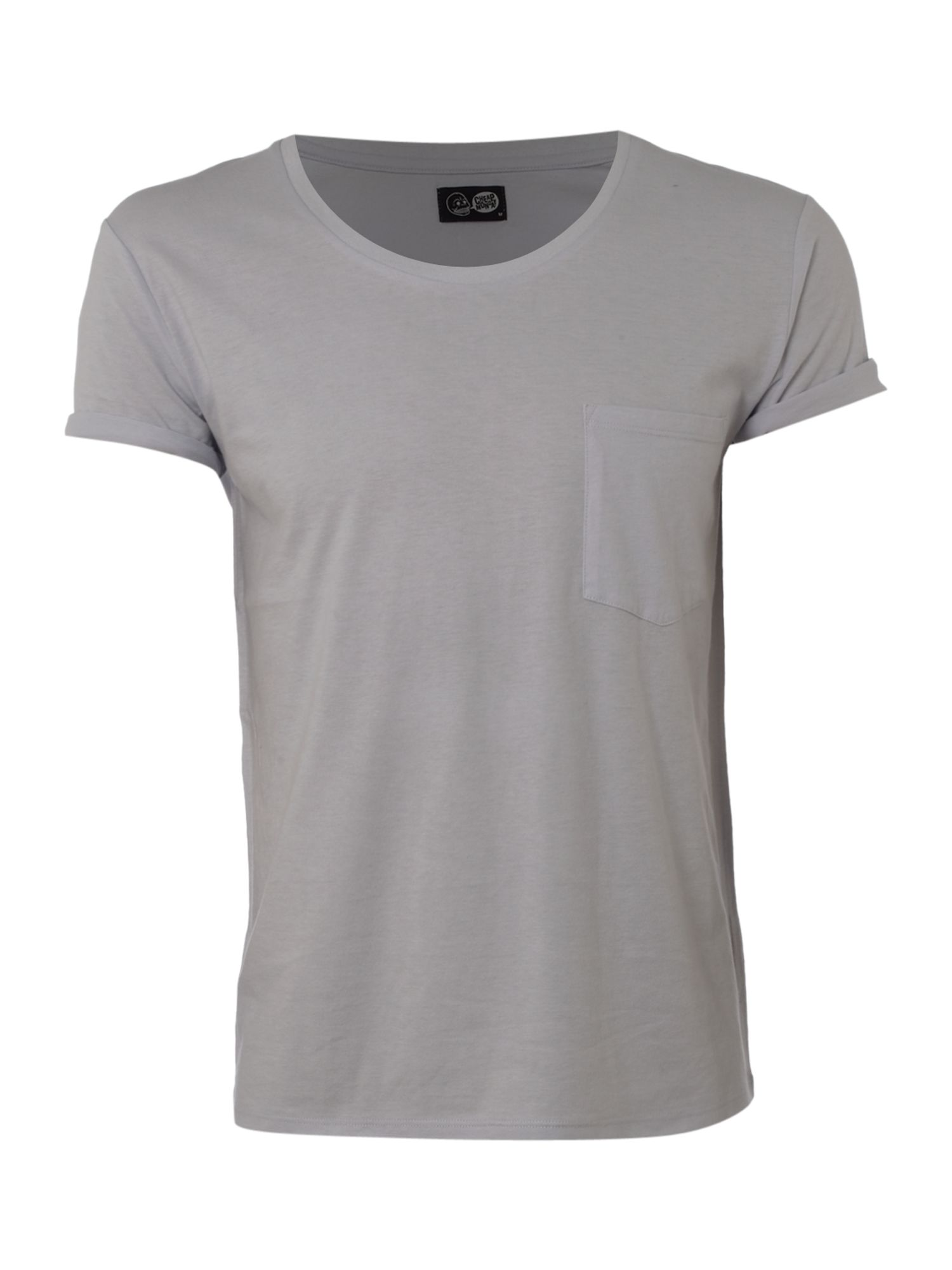 Cheap Monday Pocket t-shirt - Blue XS,XS,XS,S,S,S,L,L,L,M,M,M product image