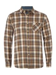 Howick Long sleeve denver check shirt