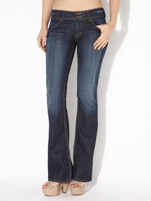 Signature bootcut jeans in Elm