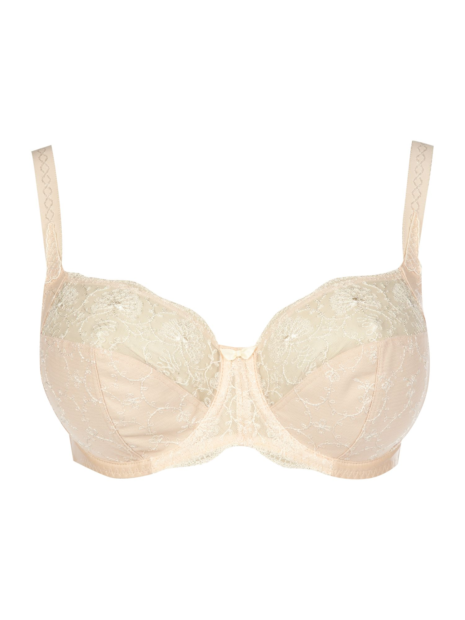 Elodie underwired side support bra