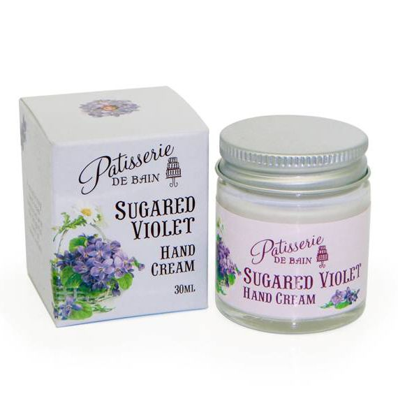 Sugared Violet Hand Cream 30ml