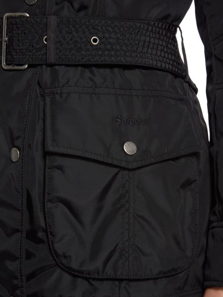 Outlaw Belted Jacket