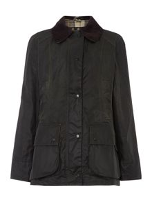 Beadnell waxed jacket