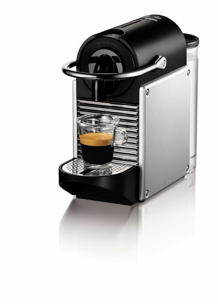 Pixie Aluminium Nespresso Coffee Maker 11322