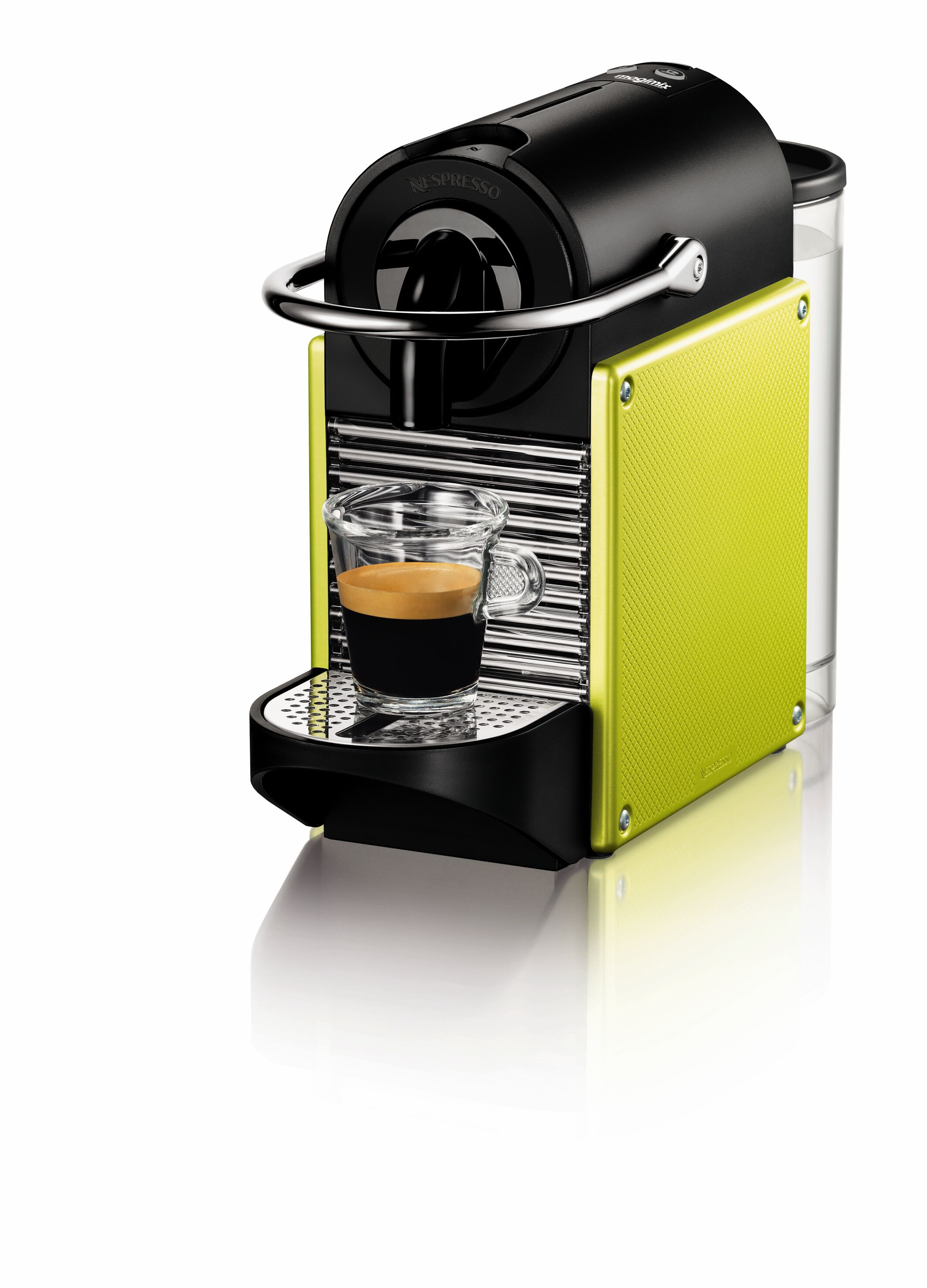 Magimix Pixie Lime Green Nespresso Coffee Maker 11320