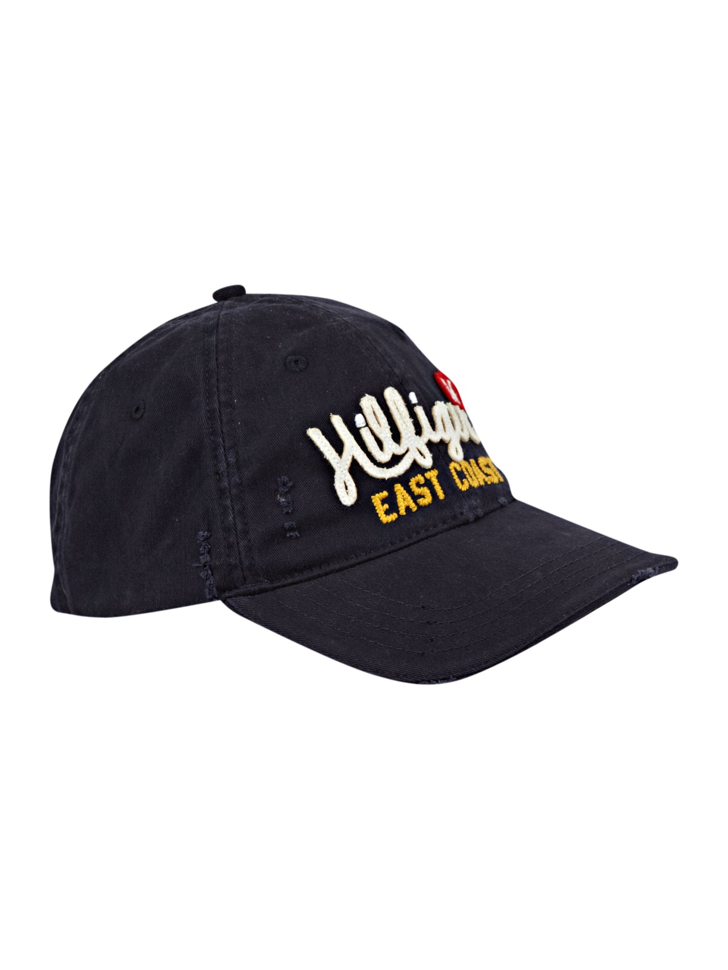 Tommy Hilfiger Baseball cap with stitch logo - Navy `One Size product image