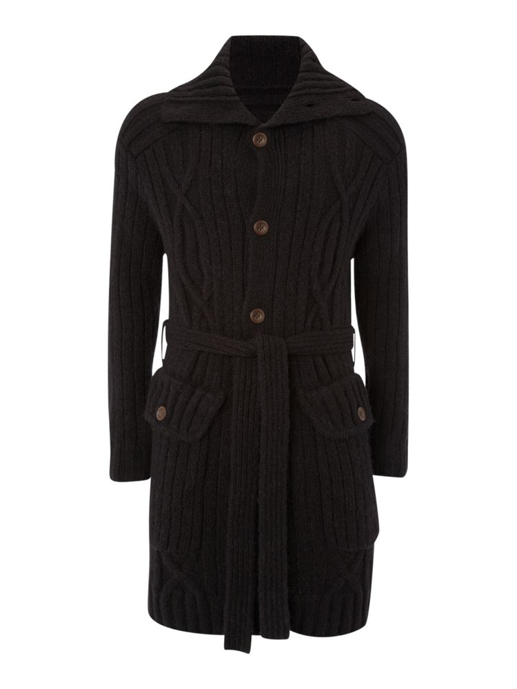 Label-Lab-Duchamp-Belted-Cardigan-In-Black