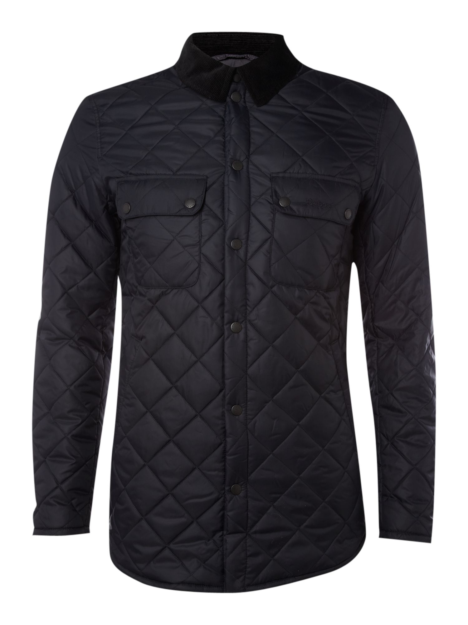 Barbour Akenside slim fit quilted jacket