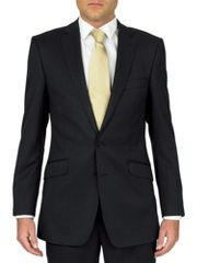 Alexandre Savile Row Plain suit jacket
