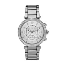 Michael Kors MK5353 Parker Silver Ladies Bracelet Watch