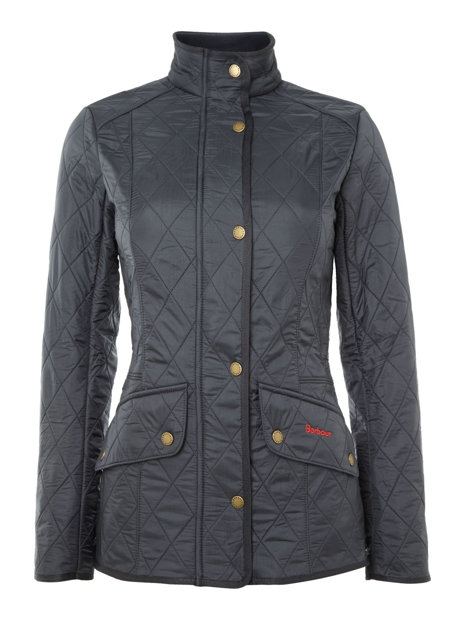 Barbour Cavalary polarquilt jacket, Blue