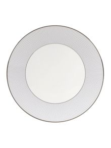 Wedgwood Pin stripe 23cm plate