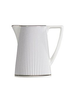 Wedgwood Pin stripe cream jug