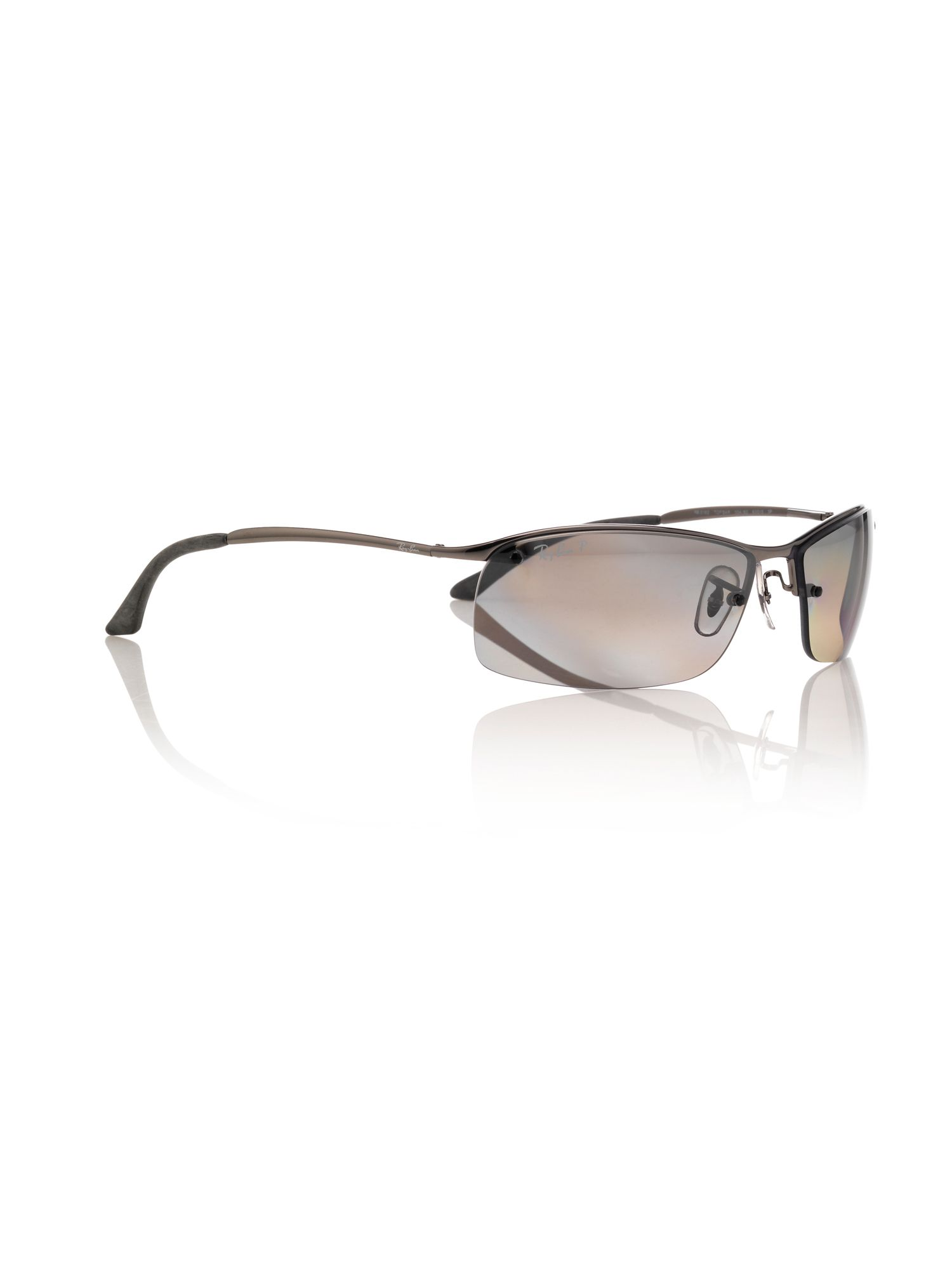 Mens RB3183 Rectangle Sunglasses