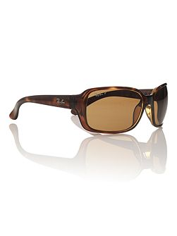 Unisex RB4068 Polar Square Sunglasses