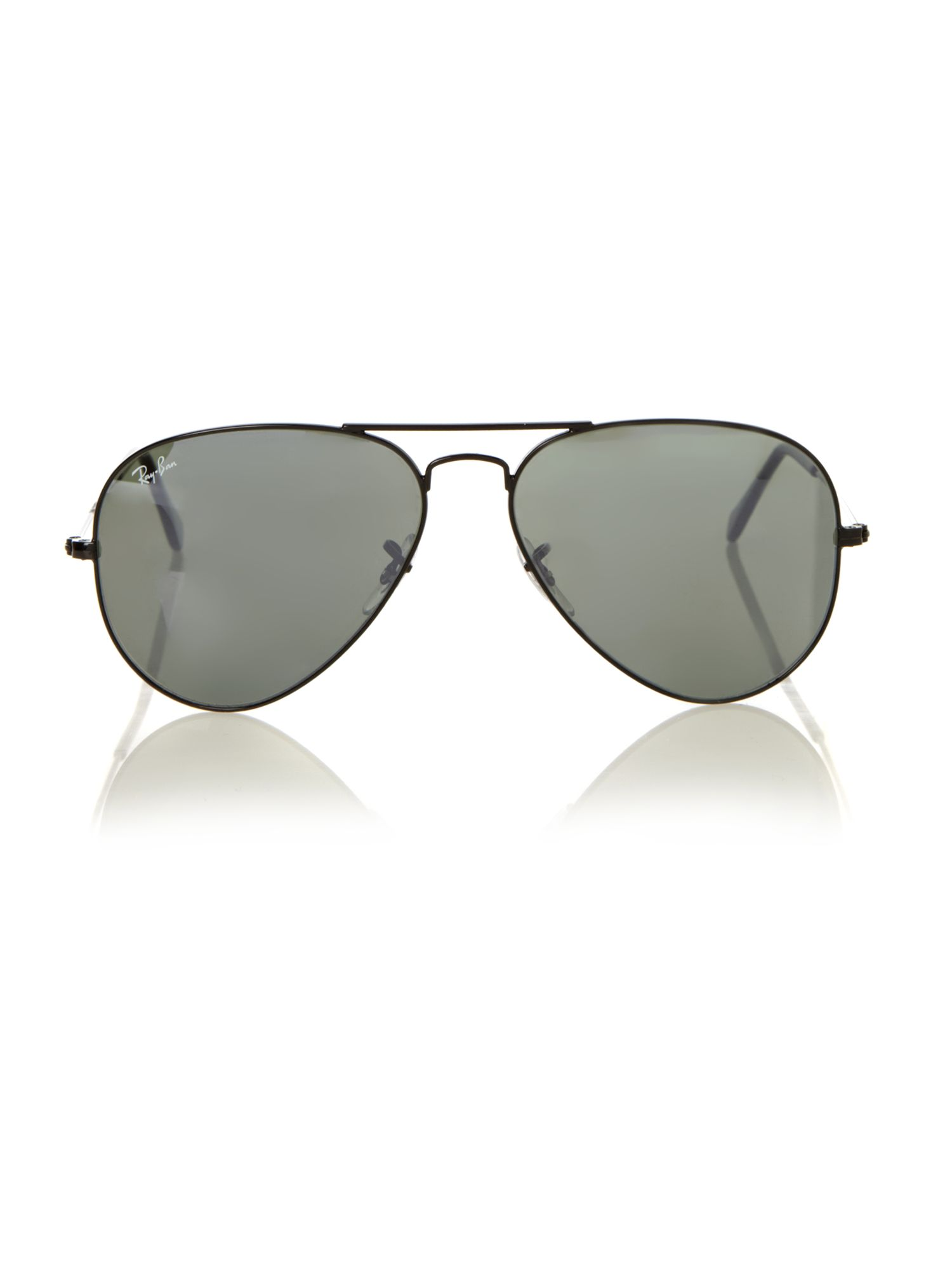 Unisex RB3025 003/59 L. Polar Aviator Sunglasses