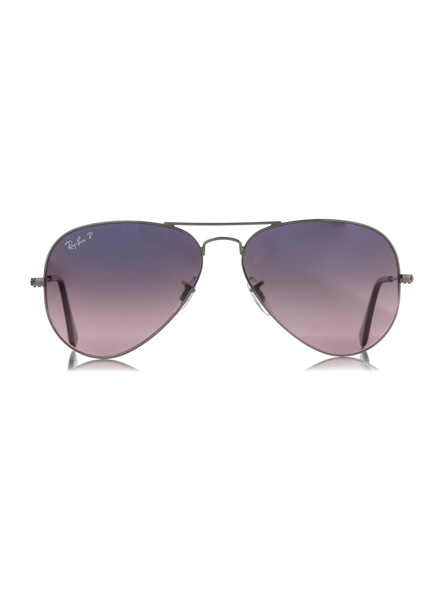 Unisex RB3025 004/77 L.Metal Aviator sunglasses