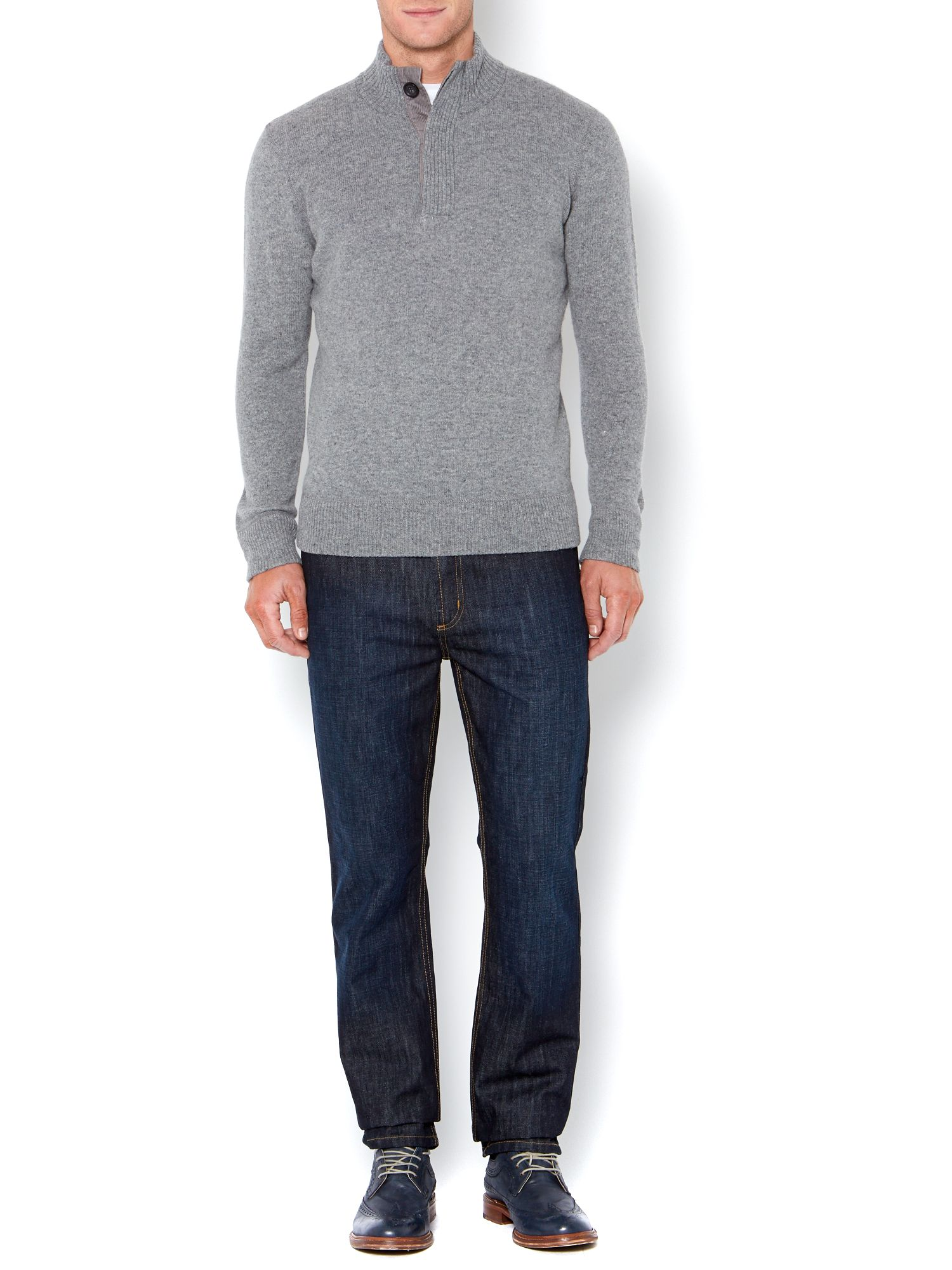 The heathmoor lambswool jumper