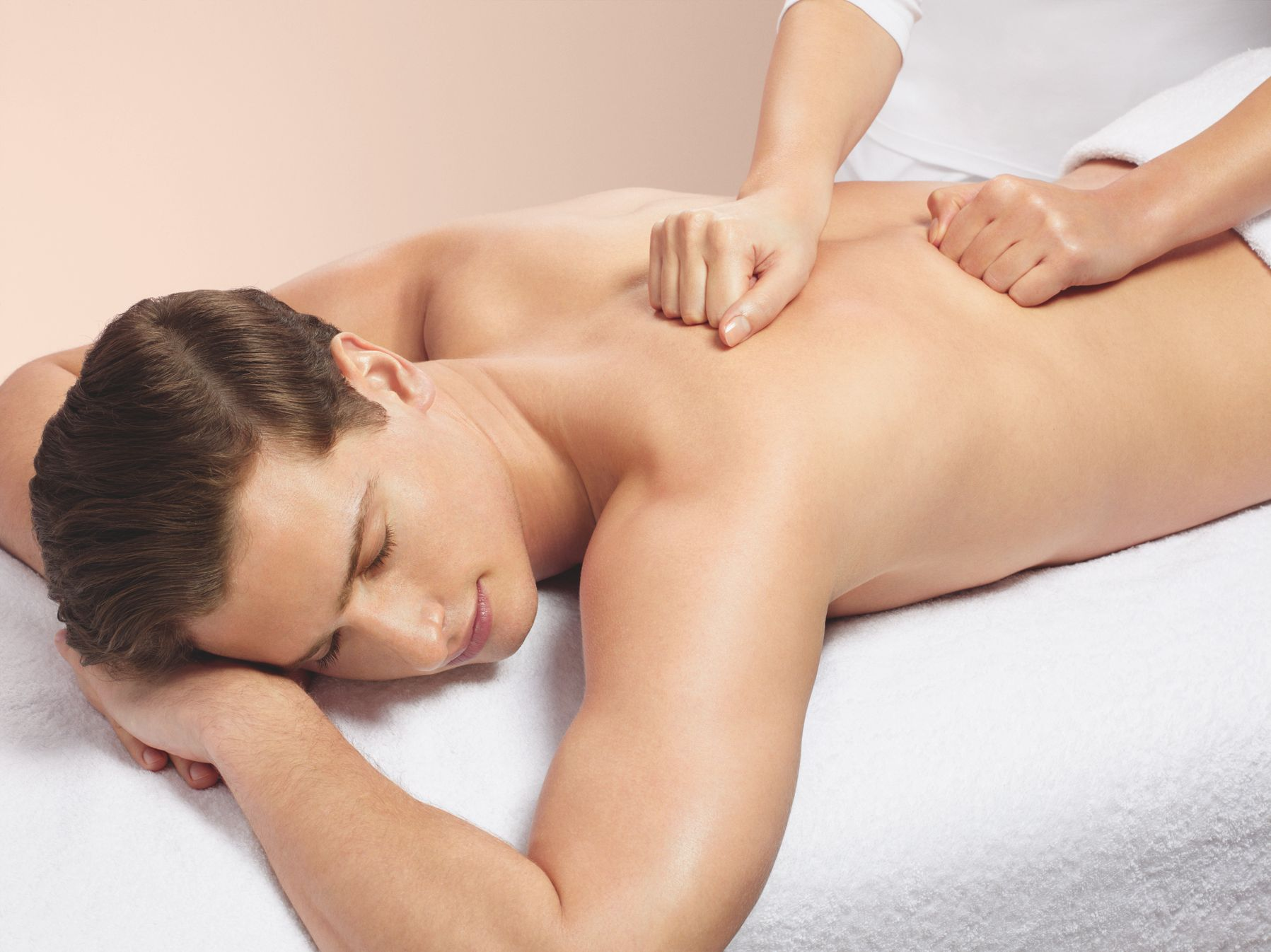 Energising Back Neck and Scalp Massage
