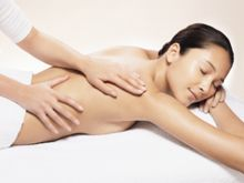 Clarins Energising Back Neck and Scalp Massage