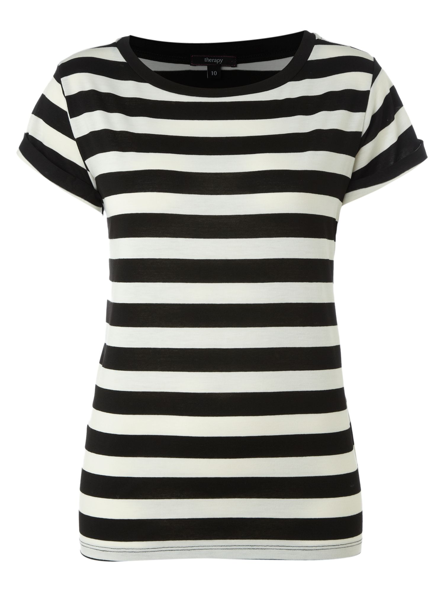 Therapy Womens Therapy Stripe t-shirt, product image