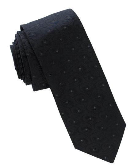 Skopes Diamante silk tie