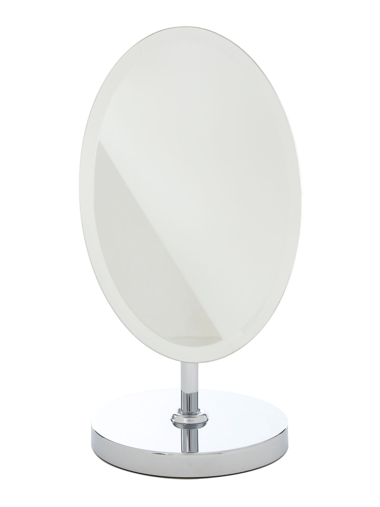 Linea Small Oval Mirror Oval Bathroom Mirrors