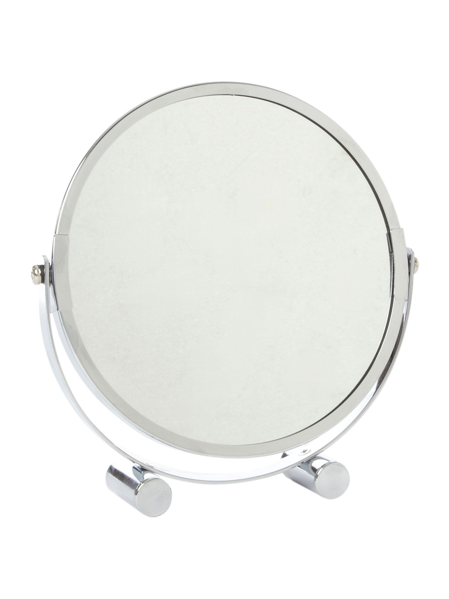 Linea Shaving Mirror In Silver From House Of Fraser Ebay