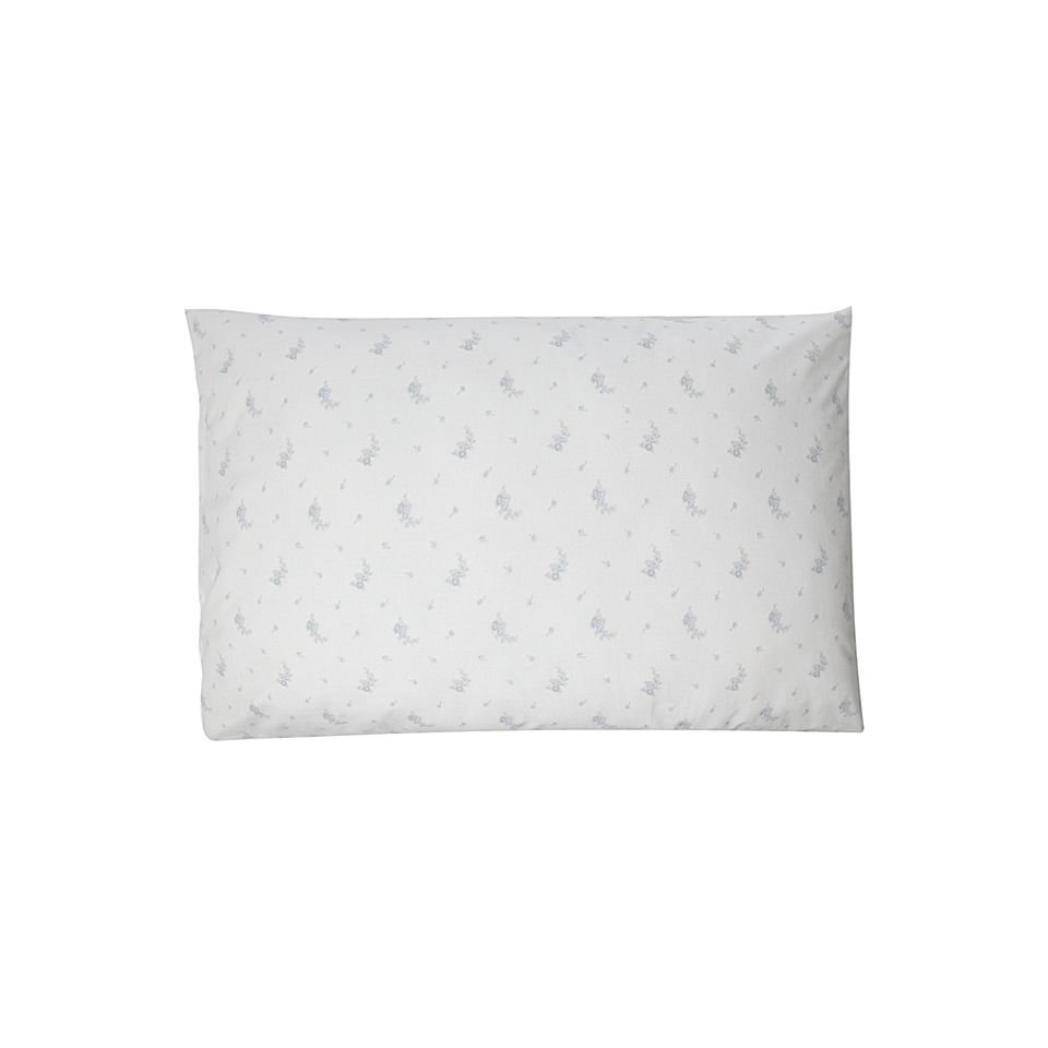 Ditsy Floral bed linen in Blue