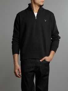 Gant Half zip through fleece