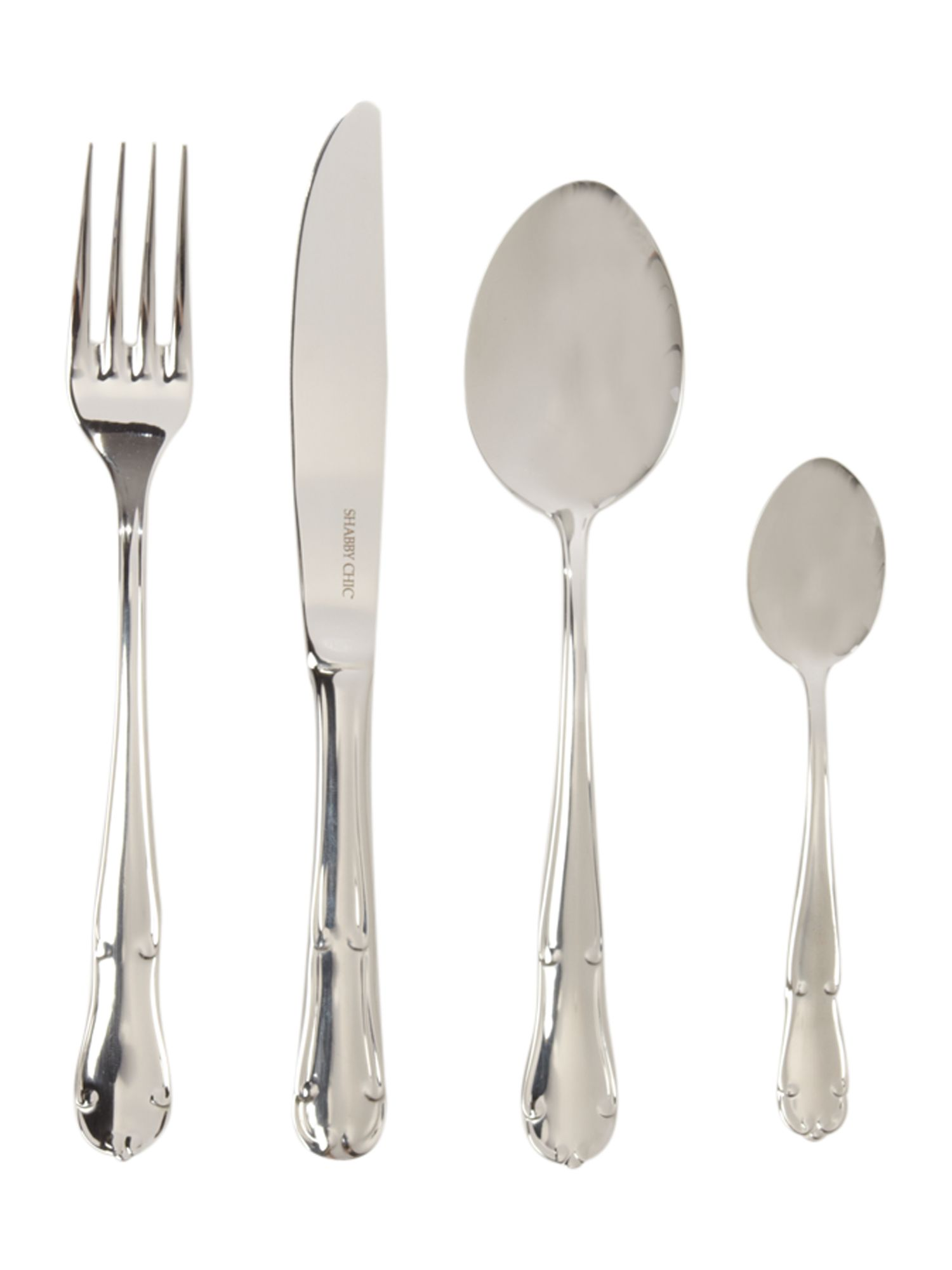 Hampton 24 piece cutlery set