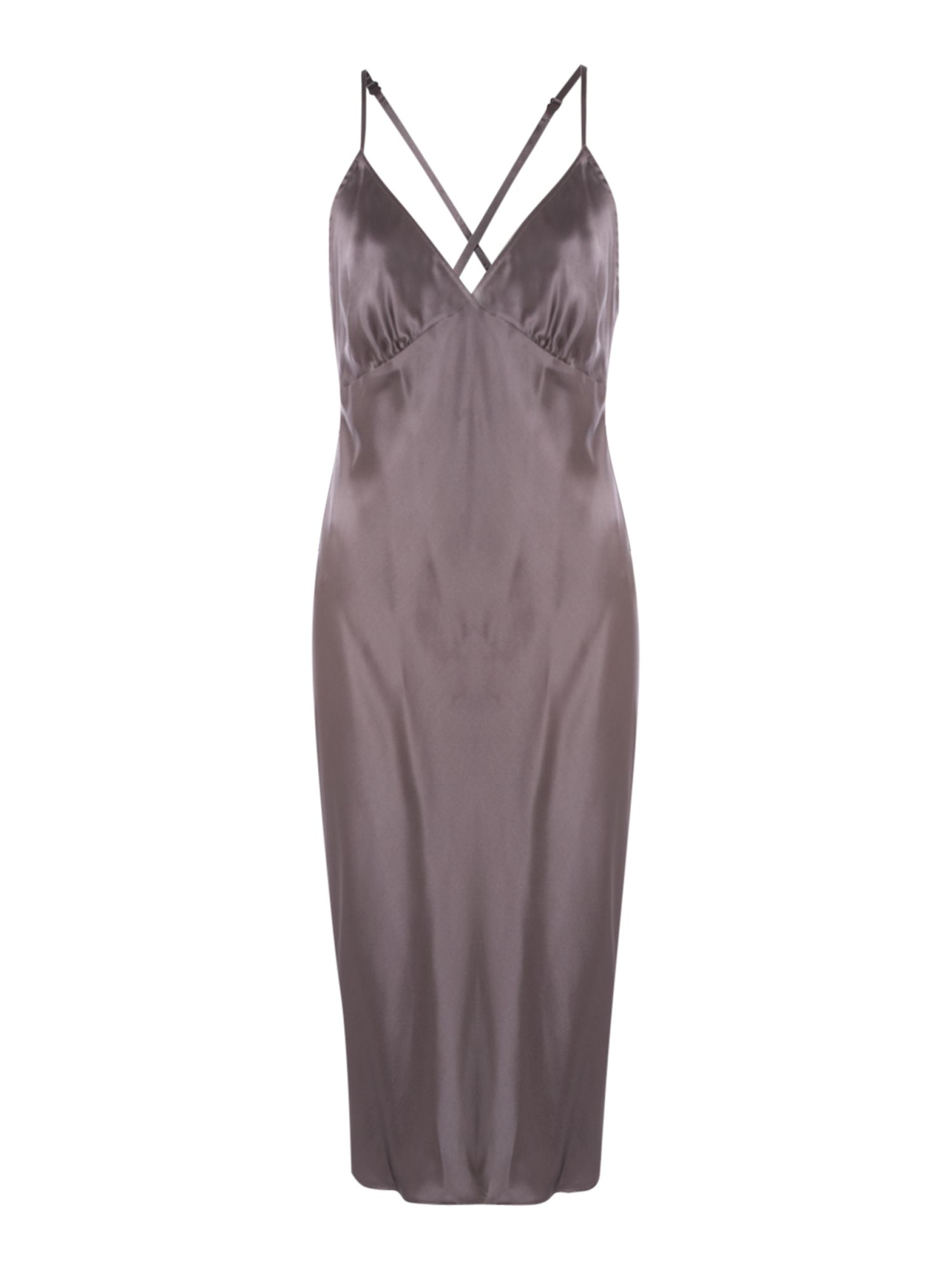 Episode Womens Episode Equinox silk satin chemise, product image